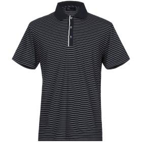 《セール開催中》GRAN SASSO メンズ ポロシャツ ダークブルー 54 コットン 100%