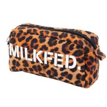 【MILKFED.:財布/小物】【定番】LEOPARD POUCH