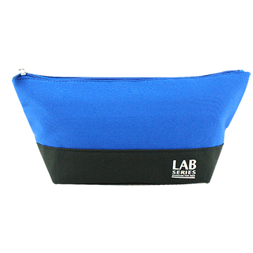 《LAB SERIES 雅男士》寶藍色手拿包