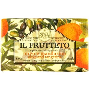 義大利Nesti Dante手工香皂【橄欖柑橘】250g