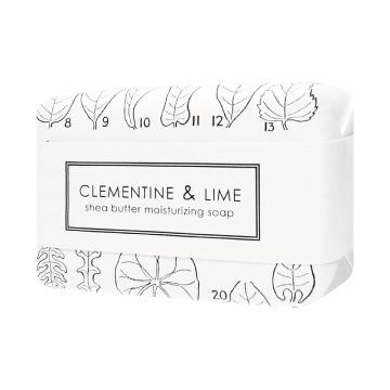 [氛芳55]乳木果油手工皂-柑橘萊姆170g