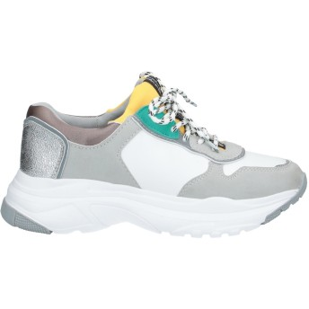 《セール開催中》EXE' レディース スニーカー&テニスシューズ(ローカット) ライトグレー 37 紡績繊維 / 指定外繊維