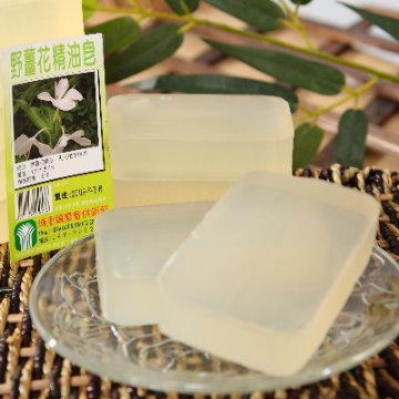 【埔里鎮農會出品】野薑花精油皂/1公斤x3個