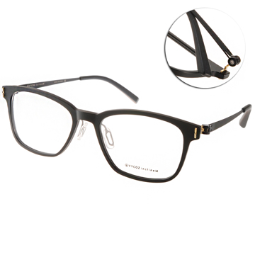 VYCOZ眼鏡 時尚簡約經典(黑) #TOLY BLK-BLACK