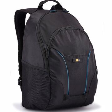 美國Case Logic 15.6吋筆記電腦+10.1吋平板電腦後背包BPCB-115黑色