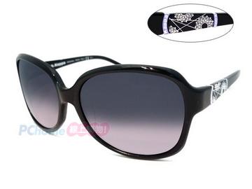 Kappa -義大利時尚太陽眼鏡 亞洲版舒適高鼻翼 KP5015 BK 黑框漸層灰鏡片