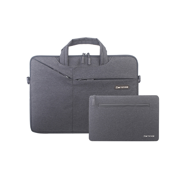 Cartinoe 15.6吋 新星空系列時尚簡約 手提筆電包 (CL257) 黑