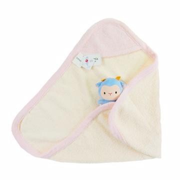 【EUPHORIA】柔舒包巾-糖果粉