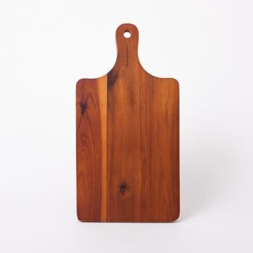 木質宣言洋槐單柄長托盤