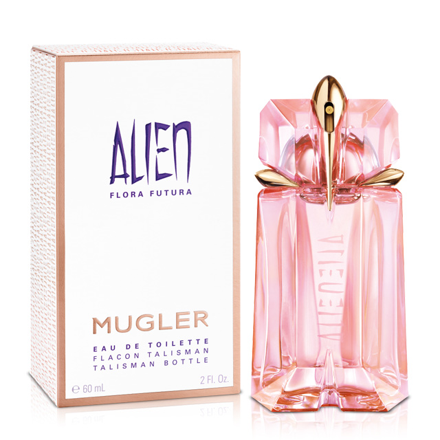 Mugler Alien 粉境女神女性淡香水(60ml)