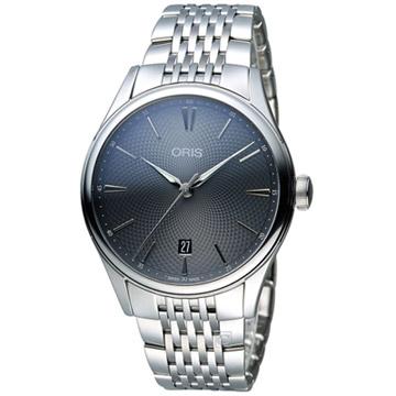 Oris豪利時Artelier系列時尚機械腕錶   0173377214053-0782179