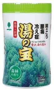 湯之國度入浴劑-森林    (N-0066)