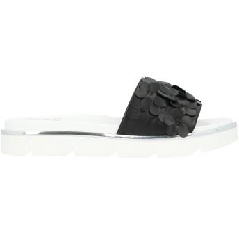 《セール開催中》JEANNOT レディース サンダル ブラック 39 革