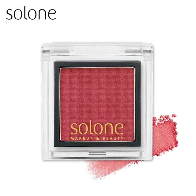 Solone 單色眼影 #51微醺桃紅 0.85g