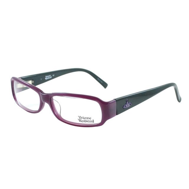 Vivienne Westwood 英國薇薇安魏斯伍德光學鏡框★英倫龐克風★(紫) VW07204