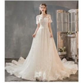 贅沢なドレス トーレンドレス ロングドレス パーティードレス 結婚式 二次会 舞台衣装 披露宴 演奏会 発表会 ピアノ ウエディングドレス