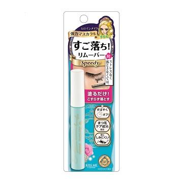 KISS ME 奇士美 花漾美姬-睫毛膏卸除液升級版