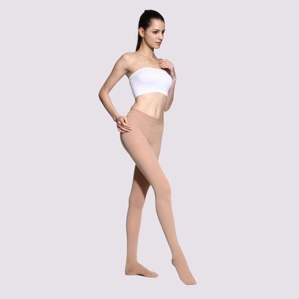【緹絲健康襪】30-40mmHg西德棉褲襪-進階型