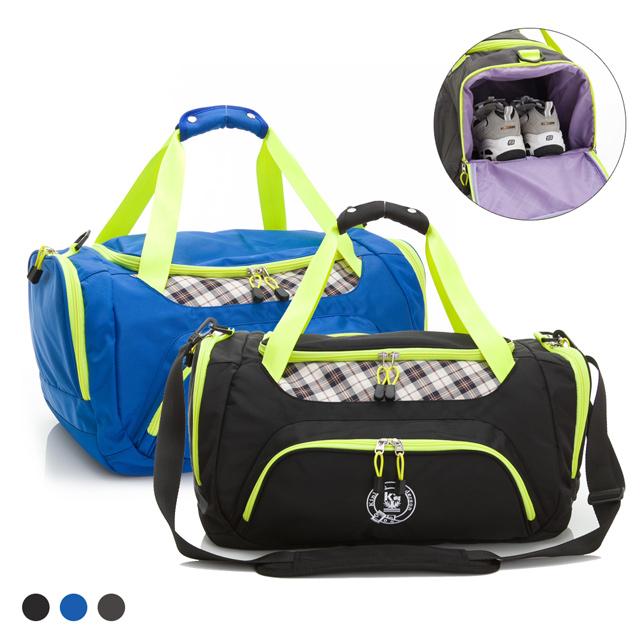 金安德森 跳躍時空 機能收納手提旅行袋(大款)-三色任選