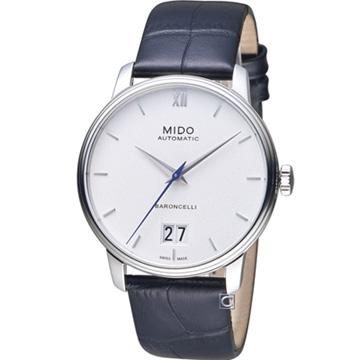 M0274261601800  MIDO美度錶 BARONCELLI  大視窗