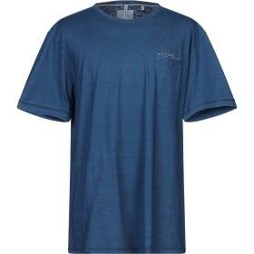 《セール開催中》ORIAN メンズ T シャツ ブルー 3XL コットン 100%