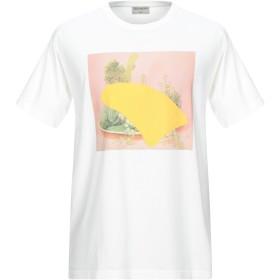 《セール開催中》DITIONS M.R メンズ T シャツ ホワイト M コットン 100%