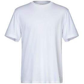 《セール開催中》FRANKLIN & MARSHALL メンズ T シャツ ホワイト S コットン 100%