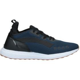 《セール開催中》INVICTA メンズ スニーカー&テニスシューズ(ローカット) ダークブルー 43 紡績繊維 / 革
