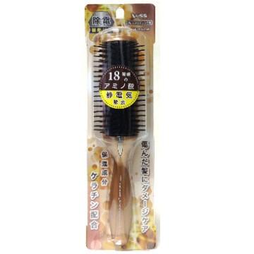 日本VeSS  抗靜電護髮7排梳 AKJ-1000