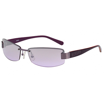 MORGAN 水銀面太陽眼鏡 (紫色)MOR1026