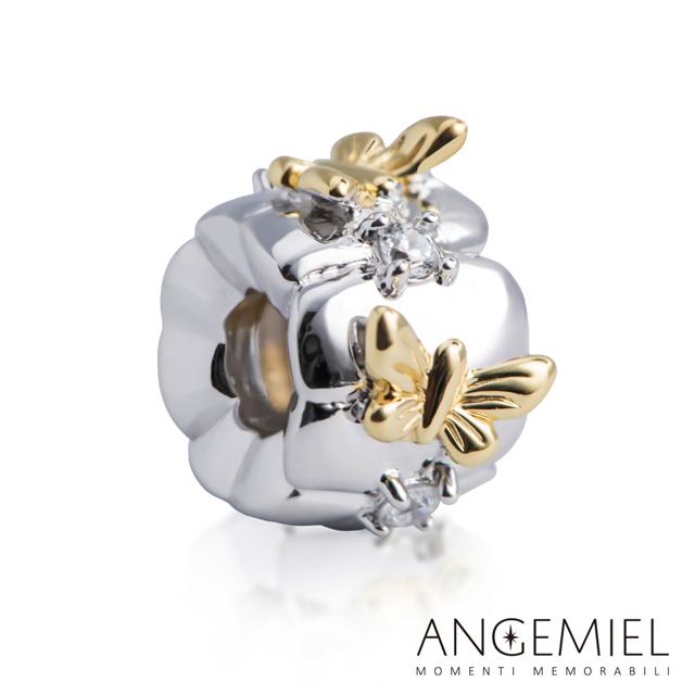 義大利Angemiel安婕米 925純銀珠飾 生命中的美好 串珠