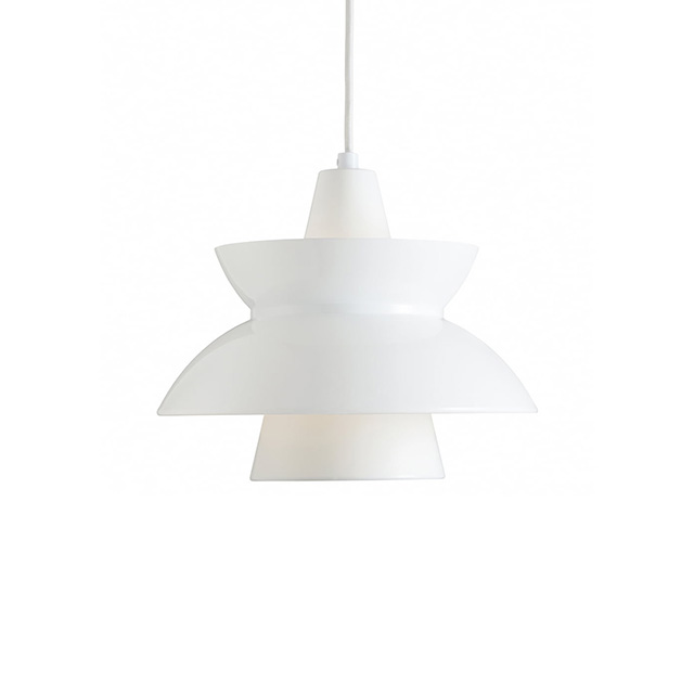 Louis Poulsen Doo-Wop Suspension Lamp 28cm 多烏普系列 吊燈(白色)