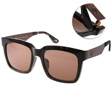 Go-Getter 太陽眼鏡 個性方框 深邃琥珀 銅 GS4008 11
