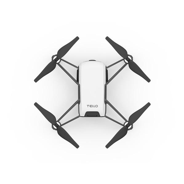 RYZE 特洛Tello 無人機-空中特技 益智编程 一鍵創意短片[瑋業科技]