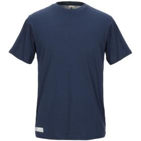 《セール開催中》FRANKLIN & MARSHALL メンズ T シャツ ダークブルー M コットン 100%