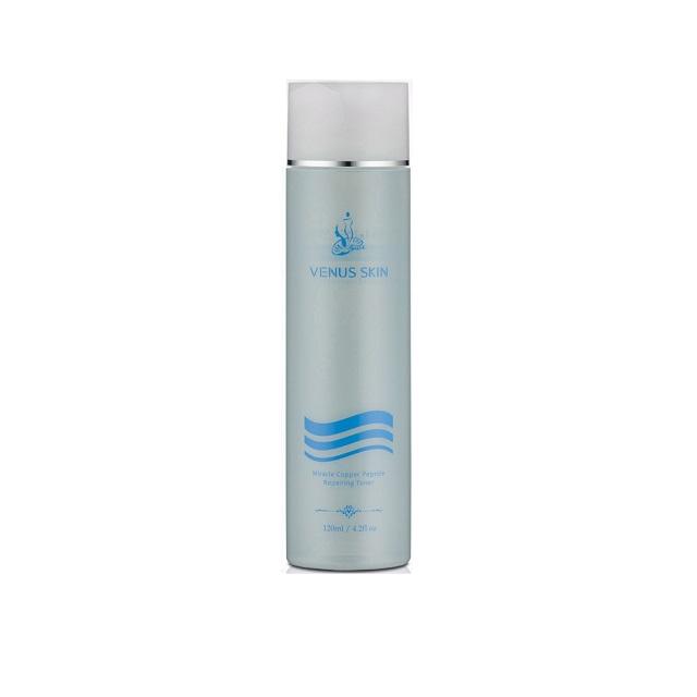 【Venus Skin 維納斯】奇蹟.藍銅胜肽修護化妝水120ml