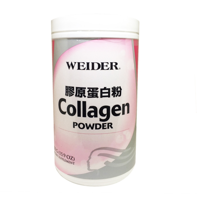WEIDER 膠原蛋白粉 450公克