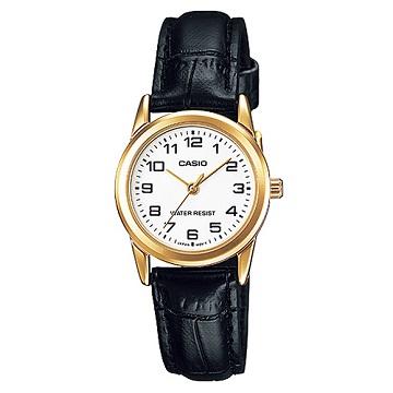 CASIO 卡西歐 復古電子錶 LTP-V001GL-7B