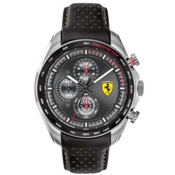 Ferrari 法拉利急速紳士風采時尚腕錶/0830648