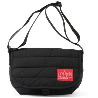 【マンハッタンポーテージ/Manhattan Portage】 Quilting Fabric Casual Messenger Bag JR