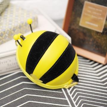 supercute黃蜜蜂車票夾