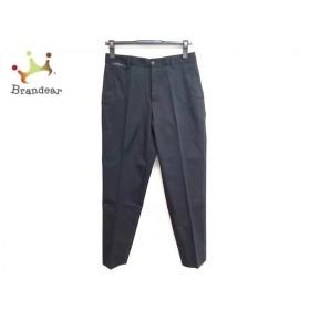 ドルチェアンドガッバーナ DOLCE&GABBANA パンツ サイズ44 S メンズ 黒×白 新着 20191024