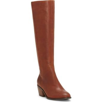 [ラッキーブランド] シューズ ブーツ・レインブーツ Lucky Brand Iscah Knee High Boot (Women) Whiskey Le レディース [並行輸入品]