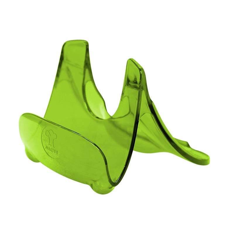 壓克力PMMA鍋蓋放置架(台灣製) - 蘋果綠