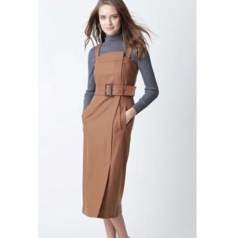 PINKY&DIANNE / 圧縮ジャージジャンパースカート
