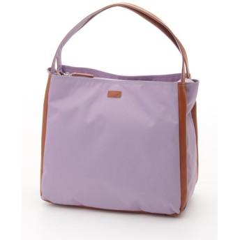 50%OFF Y'SACCS(bag) (イザック(バック)) NEWすっきりトート Lサイズ ラベンダー