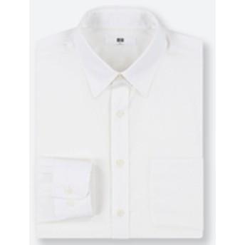 ファインクロスブロードシャツ(レギュラーカラー・長袖)