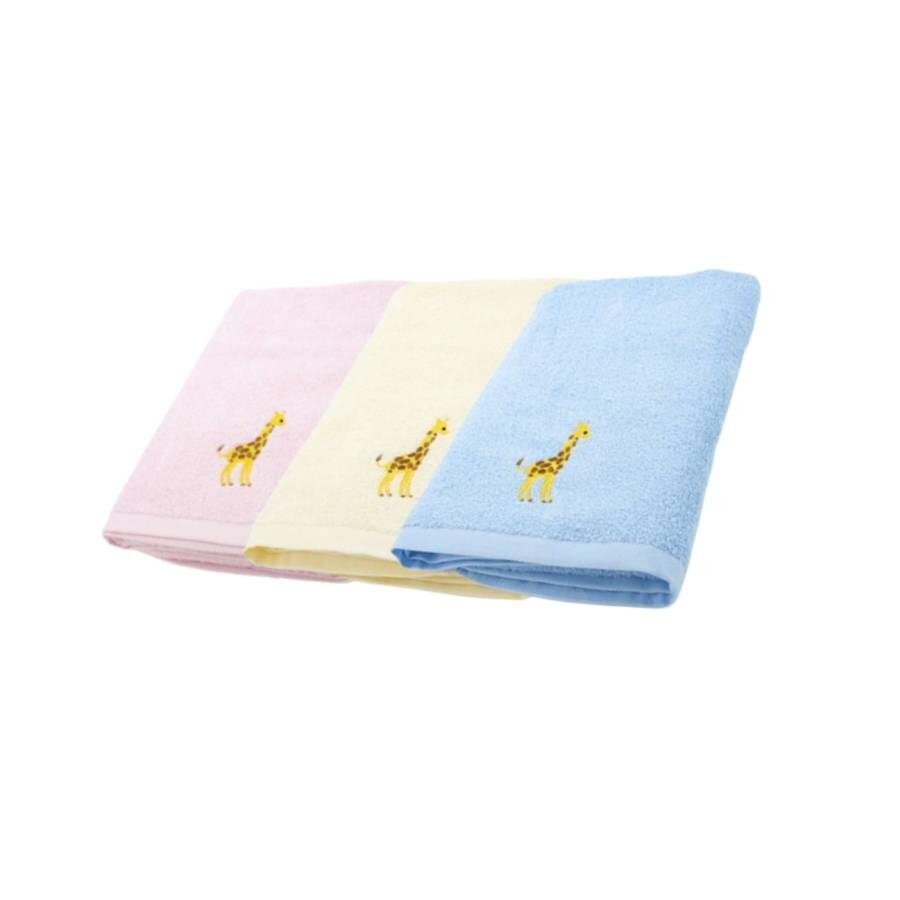 頸鹿美棉浴巾 單入