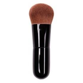 化粧筆 ファンデーションブラシ フェイスブラシ 最高級のタクロンを使用