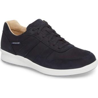 [メフィスト] シューズ スニーカー Vito Perforated Sneaker (Men) Navy メンズ [並行輸入品]